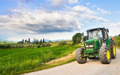 Corso per l'abilitazione alla guida del trattore 11 e 17 marzo 2020 a Siena e Monteriggioni