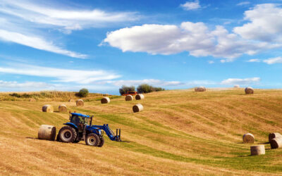 Corso di abilitazione alla guida del trattore. Siena e Monteriggioni, ottobre 2020